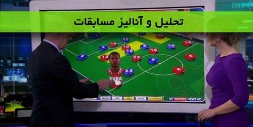 آنالیز نتایج فوتبال