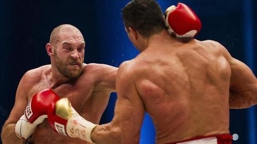 قهرمان بوکس سنگین وزن جهان