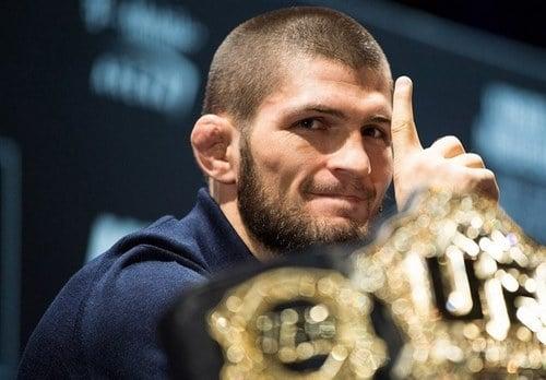 قهرمان UFC