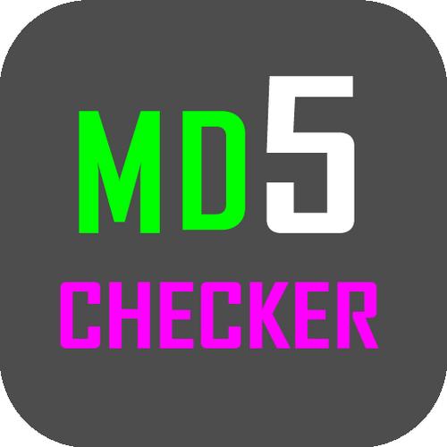 خواندن کد md5