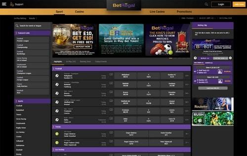 آدرس جدید سایت bet regal
