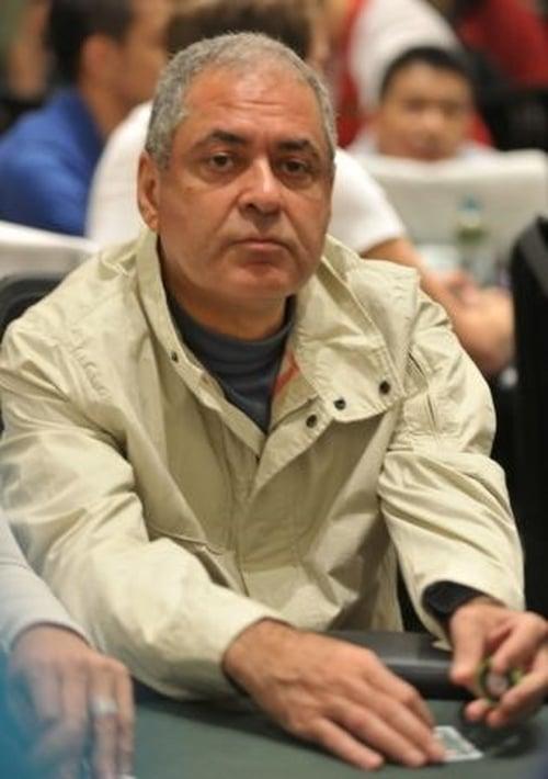شرکت منصور مطلوبی در دایموند