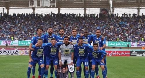 شرط بندی روی جام حذفی ایران