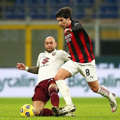 عملکرد آث میلان در جام حذفی ایتالیا چگونه می باشد؟