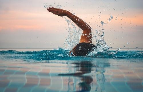 قوانین ورزش شنا