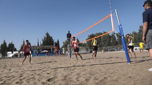 والیبال ساحلی چیست؟